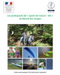 Les pratiquants de « sports de nature - été » du massif des Vosges