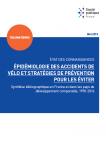 Épidémiologie des accidents de vélo et stratégies de prévention pour les éviter. Synthèse bibliographique en France et dans les pays de développement comparable, 1990-2016