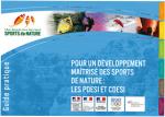 Pour un développement maîtrisé des sports de nature : les PDESI et CDESI