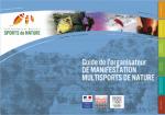 Guide de l'organisateur de manifestation multisport de nature