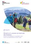 Sports et loisirs de nature en France : points de repère et chiffres clés issus du baromètre sport 2018