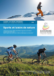 Sports et loisirs de nature