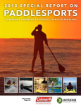 Special Report on Paddlesports 2013