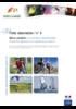 Mieux connaître les pratiques et les pratiquants d'activités physiques et sportives de nature - application/pdf