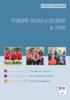 Économie Sociale et Solidaire (ESS) et sport - URL